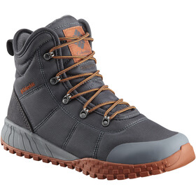 Columbia Fairbanks Omni-Heat Schoenen Heren, graphite/dark adobe